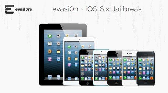 Evasi0n : le jailbreak pour les iDevices sous iOS 6 est sorti !