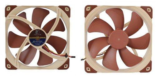 Ginjfo publie un test de trois ventilateurs Noctua