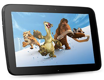Tablette Nexus 10