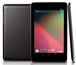 Google prépare une tablette Nexus 7 de deuxième génération