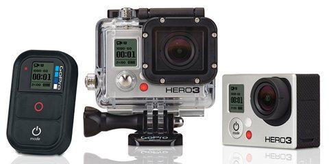 Les fonctions de la GoPro HERO3 détaillées en vidéo