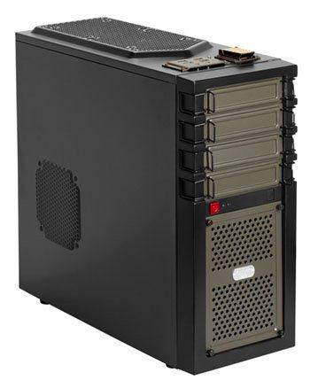 Antec sort un boitier pour les gamers et les militaires : le GX700 (MAJ)