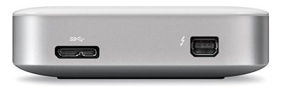 Buffalo lance un SSD externe à double connectique : USB 3.0 et Thunderbolt !
