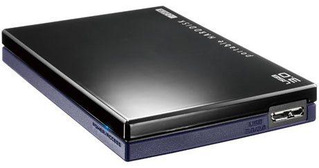 Un disque dur USB 3.0 de 1 To chez I-O Data
