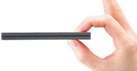 IO-Data sort un SSD externe de 9 mm d'épaisseur