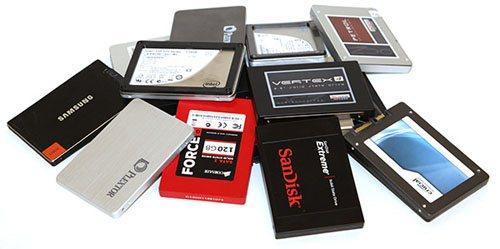 Comparatif géant de SSD : 20 modèles au banc d'essai !