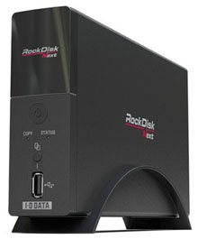 I-O Data sort un nouveau NAS : le RockDisk Next