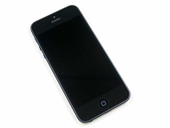 iFixit désosse complètement l'iPhone 5