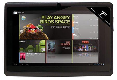 Bons Plans : 50€ la tablette tactile sous Android 4.0 Ice Cream Sandwich