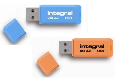 Integral sort une nouvelle clé USB 3.0 : la Neon