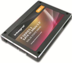 Integral lance une nouvelle série de SSD SandForce : les P Series 3