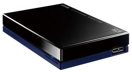 Un disque dur de 2 To et USB 3.0 chez IO-Data