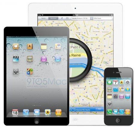 ipad mini mock 7 - L'iPad Mini à 299€ pour octobre ?