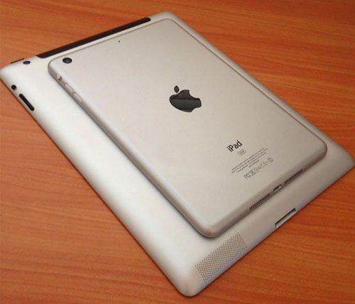 L'iPad Mini pourrait sortir le 23 octobre prochain