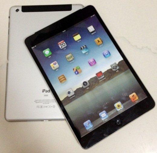 L'iPad Mini devrait ressembler à ça…