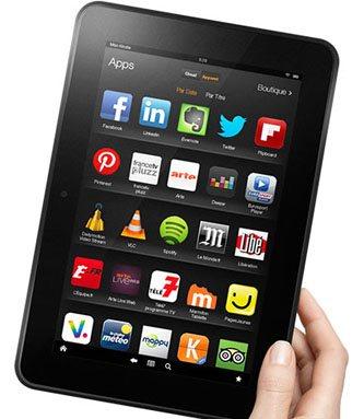 Rumeurs : Amazon songerait à lancer une tablette low cost à 99 dollars