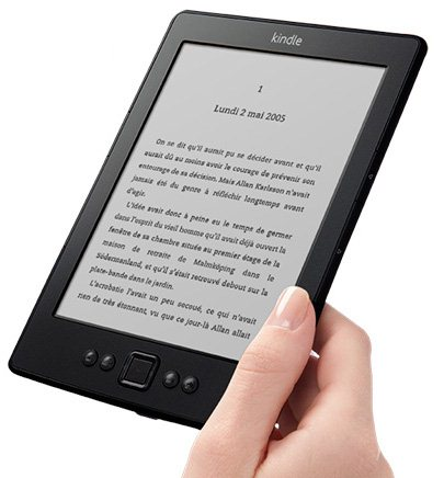 Bons Plans : 59 euros pour une liseuse Kindle d'Amazon