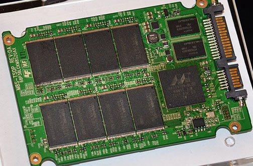 Des SSD à base de mémoire TLC chez Plextor (MAJ)