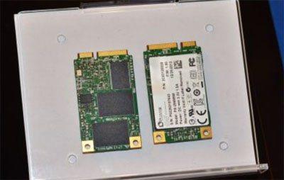 Plextor M5M : un SSD mSATA de 256 Go performant. MAJ: les prix !