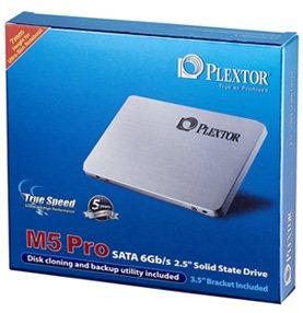Plextor dévoile une nouvelle série de SSD : les M5 Pro