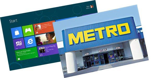 Interface de Windows 8 : ne l'appelez plus Metro…