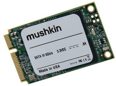 Mushkin dévoile un SSD mSATA de 480 Go