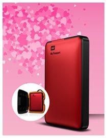 Western Digital propose un bundle pour la St Valentin