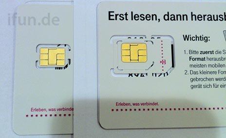 L'iPhone 5 est en approche, les opérateurs mobiles s'approvisionnent en nano-SIM…