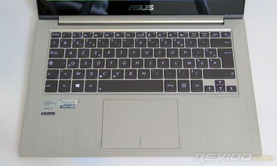 Revioo teste un ultrabook tactile d'Asus : le Zenbook Touch UX31A