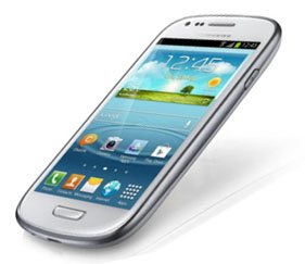 Samsung officialise le Galaxy S3 Mini à 429€ en France