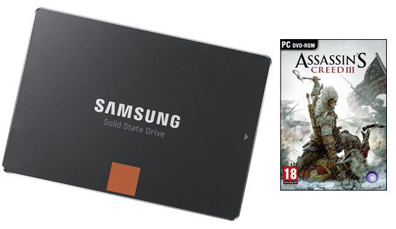 Samsung offre Assassin's Creed III avec ses SSD 840 Pro