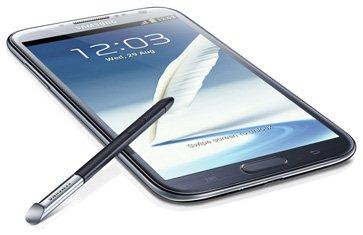Le Galaxy Note 2 s'écoule à 5 millions d'unités