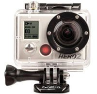 Soldes : la caméra GoPro HD HERO2 à 204,99 euros