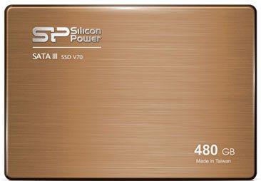 Silicon Power présente un SSD SF-2281 : le Velox V70