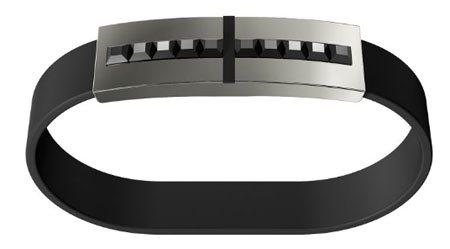 Un bracelet – clé usb pour les geeks fortunés