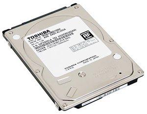 Toshiba sort son premier disque hybride