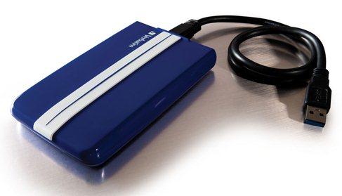 1 To et USB 3.0 pour les nouveaux disques durs Verbatim GT