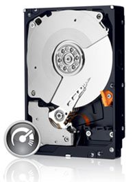 Un disque dur WD Black de 3 To chez Western Digital