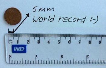 Une épaisseur de 5 mm pour les disques de Western Digital [MAJ]