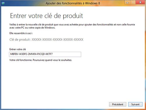 Comment activer le Media Center de Windows 8 ?