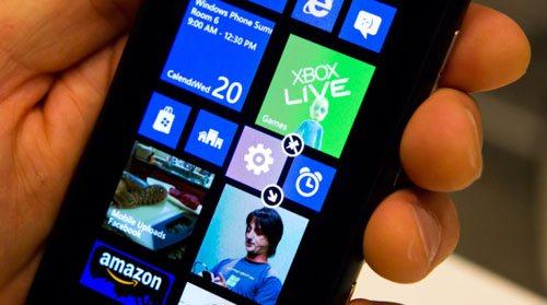 Microsoft lancera Windows Phone 8 le 29 octobre
