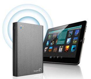 Les Seagate Wireless Plus de 500 Go, 1 To et 2 To sont dispos en France