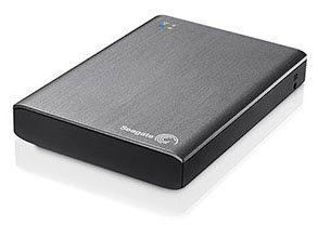 Seagate Wireless Plus : un disque dur nomade et autonome