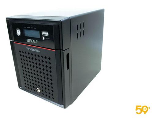Test : il vaut quoi le NAS Buffalo TeraStation TS4400D ?