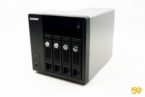 59Hardware teste le NAS TS-470 de QNAP