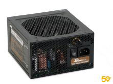 59Hardware passe en revue l'alimentation X-Series 850 de Seasonic