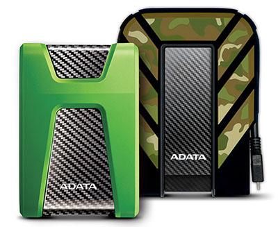 ADATA lance deux nouveaux disques durs USB 3.0 : le HD650X et le HD710M