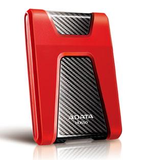 ADATA lance un nouveau HDD externe : le DashDrive Durable HD650