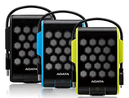 ADATA annonce un disque dur antichoc de 2 To : le HD720