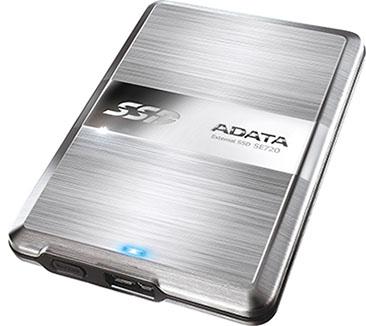 ADATA SE720 : un SSD USB 3.0 qui carbure à 400 Mo/s !